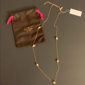 Kate Spade Lady Marmalade Necklace